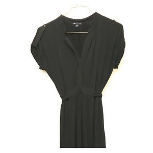The best black dress from The Gap